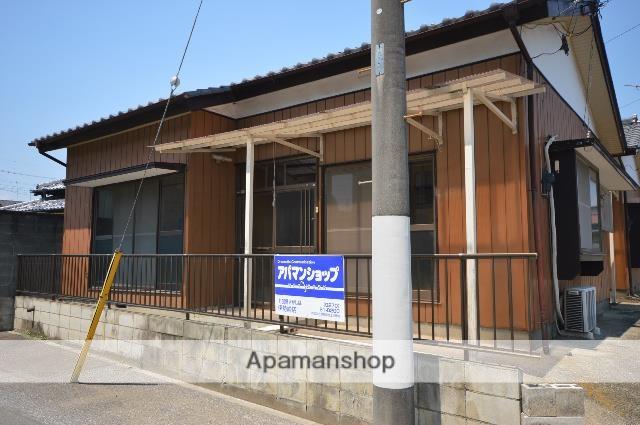 群馬県桐生市の築28年 1階建の賃貸一戸建て