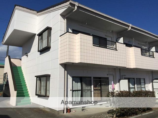 群馬県みどり市、岩宿駅徒歩8分の築31年 2階建の賃貸アパート