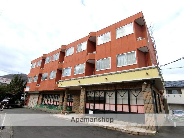 群馬県桐生市、西桐生駅徒歩26分の築33年 3階建の賃貸マンション