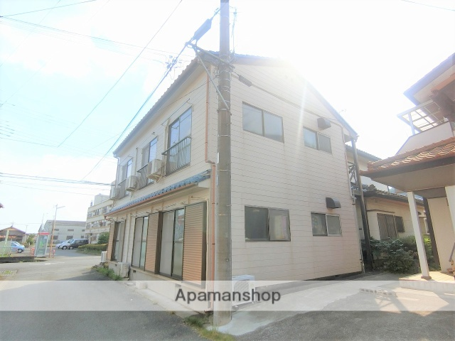群馬県桐生市、西桐生駅徒歩34分の築33年 2階建の賃貸アパート