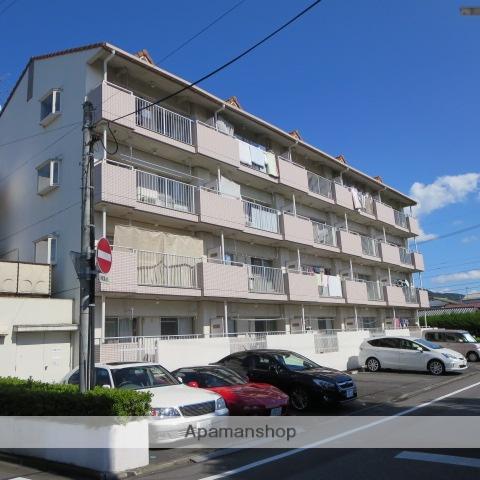 群馬県桐生市、桐生駅徒歩12分の築30年 4階建の賃貸マンション