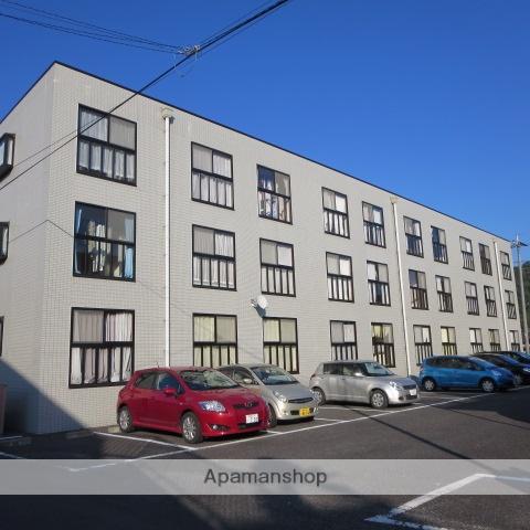 群馬県桐生市、桐生駅徒歩30分の築15年 3階建の賃貸マンション
