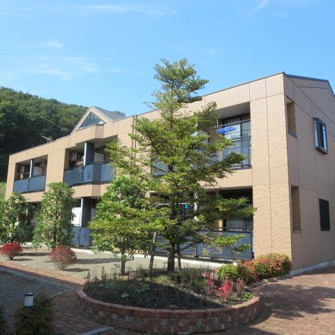 群馬県みどり市、岩宿駅徒歩10分の築9年 2階建の賃貸アパート