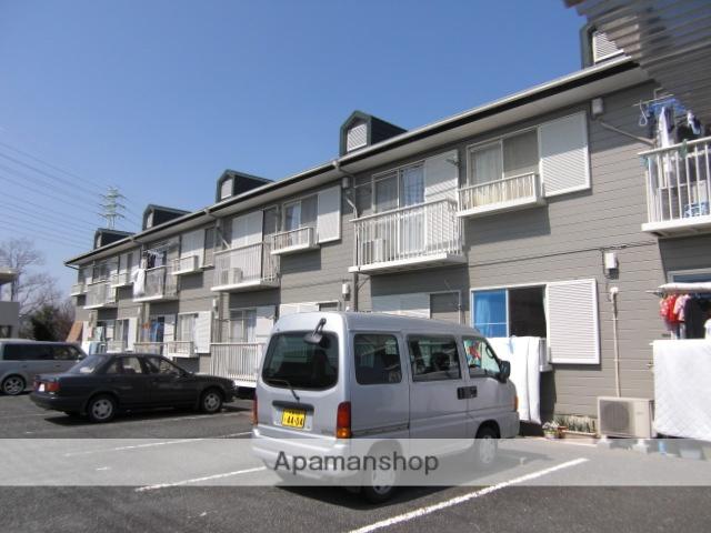埼玉県上尾市、吉野原駅徒歩18分の築27年 2階建の賃貸アパート