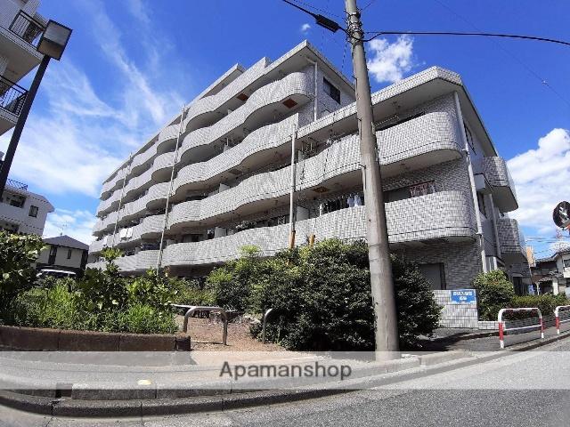 埼玉県上尾市、上尾駅徒歩25分の築26年 6階建の賃貸マンション