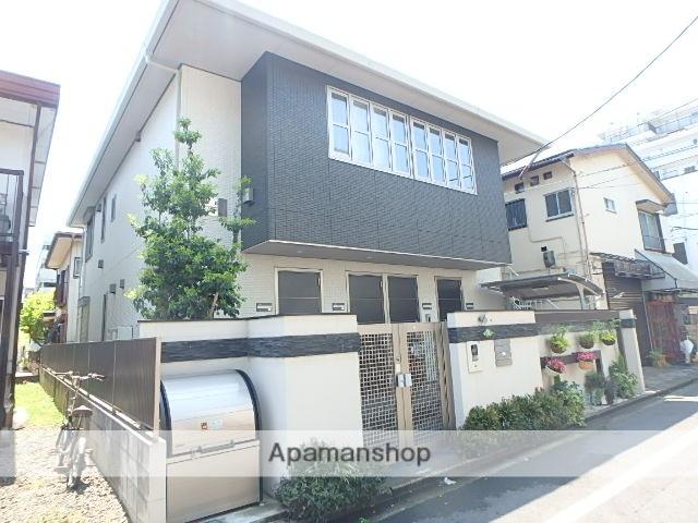 埼玉県上尾市、上尾駅徒歩6分の築2年 2階建の賃貸アパート