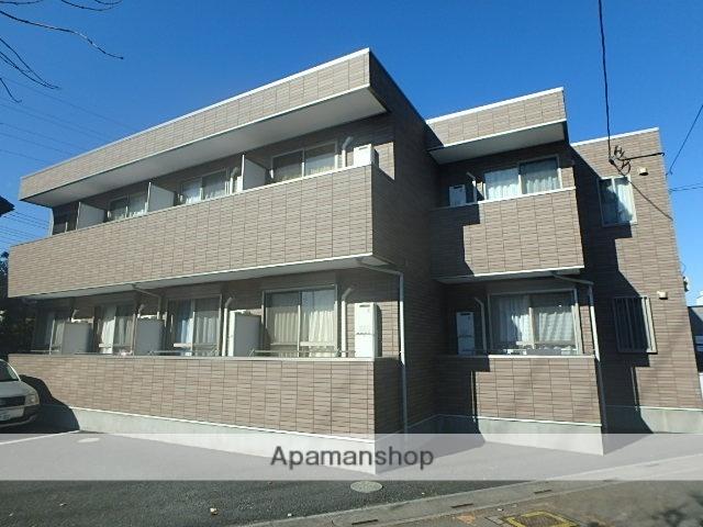 埼玉県上尾市、原市駅徒歩1分の築8年 2階建の賃貸アパート
