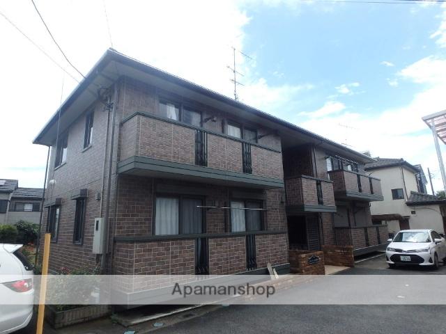 埼玉県上尾市、原市駅徒歩6分の築13年 2階建の賃貸アパート