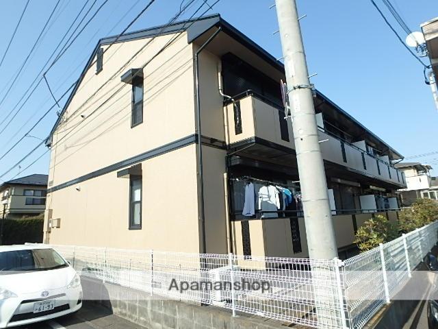 埼玉県上尾市、北上尾駅徒歩15分の築22年 2階建の賃貸アパート