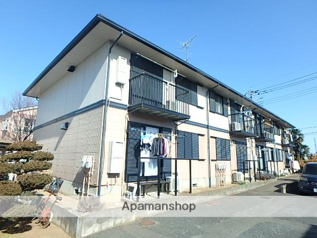 埼玉県北本市、桶川駅徒歩27分の築21年 2階建の賃貸アパート
