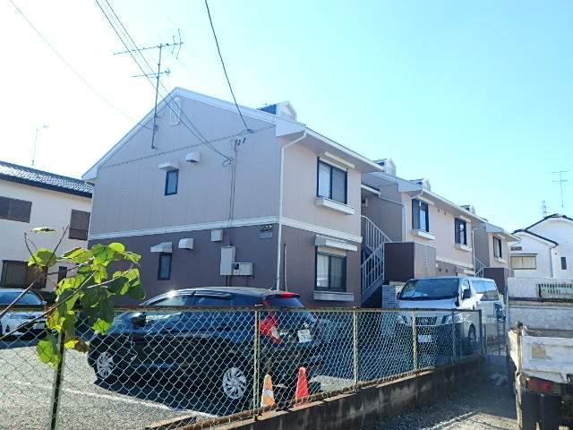 埼玉県桶川市、北上尾駅徒歩35分の築24年 2階建の賃貸アパート