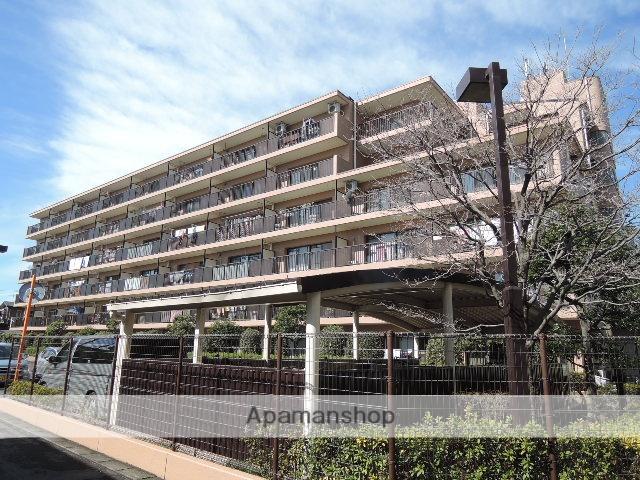 埼玉県上尾市、上尾駅徒歩24分の築22年 6階建の賃貸マンション