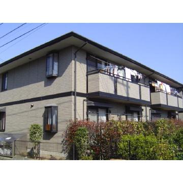 埼玉県北足立郡伊奈町、伊奈中央駅徒歩3分の築17年 2階建の賃貸アパート