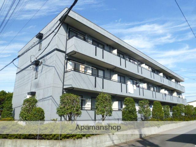 埼玉県上尾市、北上尾駅徒歩12分の築21年 3階建の賃貸アパート