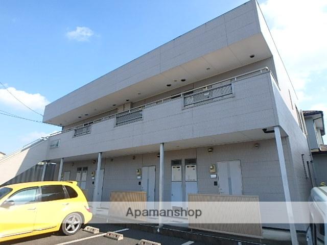 埼玉県上尾市、上尾駅徒歩13分の築14年 2階建の賃貸アパート