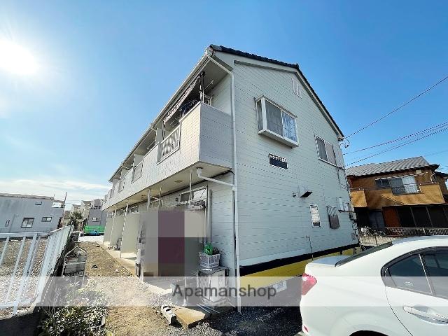 埼玉県上尾市、北上尾駅徒歩26分の築27年 2階建の賃貸テラスハウス