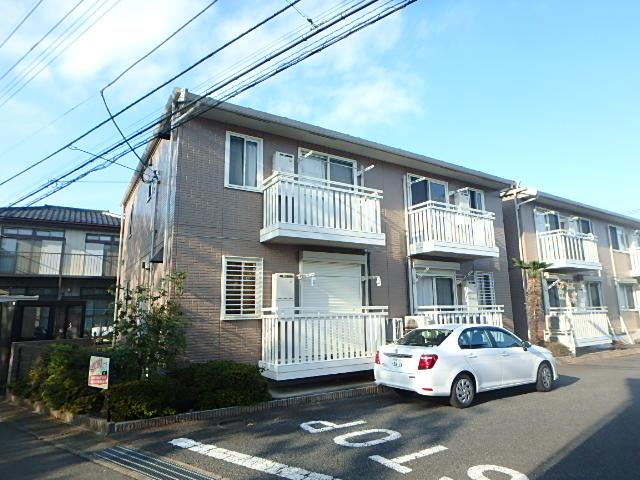 埼玉県上尾市、上尾駅徒歩57分の築11年 2階建の賃貸アパート