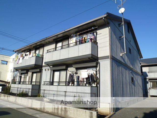 埼玉県上尾市、上尾駅徒歩25分の築21年 2階建の賃貸アパート