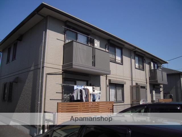 埼玉県桶川市、桶川駅徒歩29分の築13年 2階建の賃貸アパート
