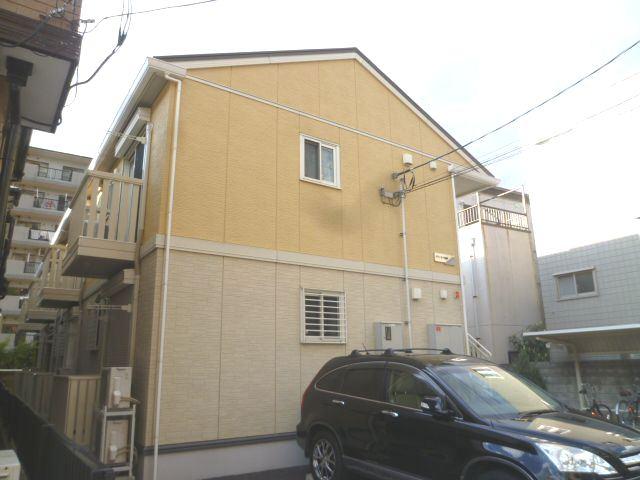 埼玉県上尾市、上尾駅徒歩5分の築8年 2階建の賃貸アパート