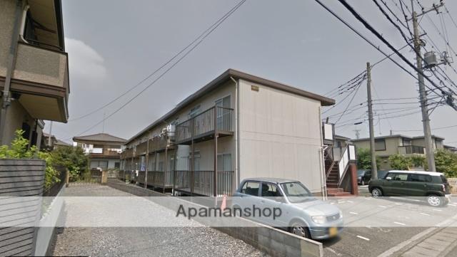 埼玉県北本市、北本駅徒歩14分の築34年 2階建の賃貸アパート