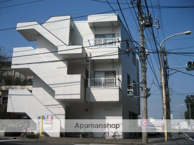 埼玉県上尾市、上尾駅徒歩15分の築23年 3階建の賃貸マンション