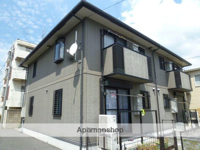 埼玉県桶川市、桶川駅徒歩13分の築13年 2階建の賃貸アパート