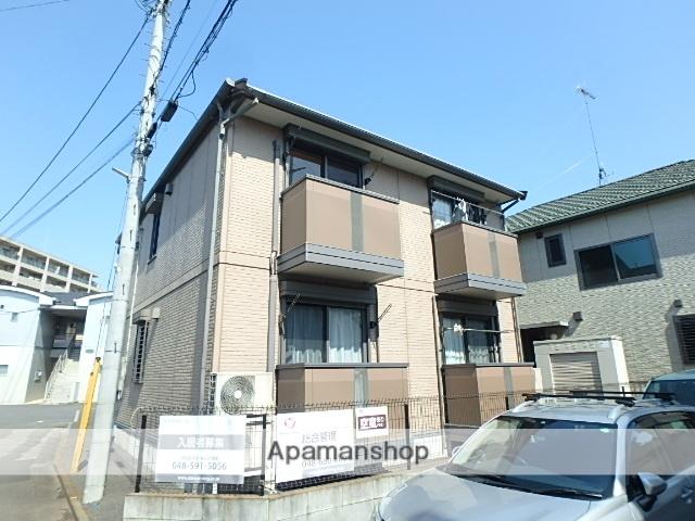 埼玉県北本市、北本駅徒歩10分の築12年 2階建の賃貸アパート