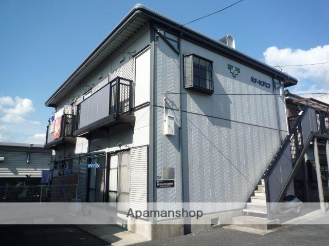 埼玉県上尾市、上尾駅徒歩8分の築23年 2階建の賃貸アパート