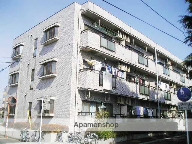 埼玉県上尾市、上尾駅徒歩10分の築28年 3階建の賃貸マンション