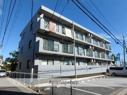 埼玉県さいたま市北区、日進駅徒歩21分の築13年 3階建の賃貸マンション