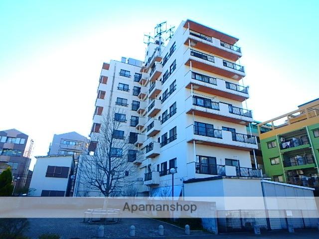 埼玉県上尾市、上尾駅徒歩7分の築32年 8階建の賃貸マンション
