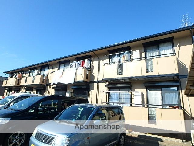 埼玉県上尾市、北上尾駅徒歩15分の築23年 2階建の賃貸アパート