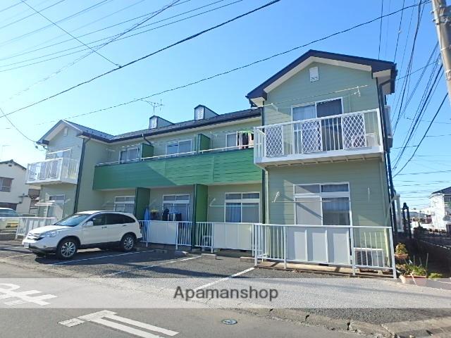 埼玉県上尾市、上尾駅徒歩28分の築25年 2階建の賃貸アパート