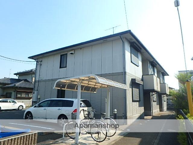 埼玉県北本市、桶川駅徒歩67分の築17年 2階建の賃貸アパート