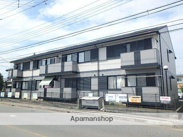 埼玉県桶川市、桶川駅徒歩31分の築21年 2階建の賃貸アパート
