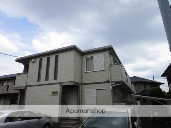 埼玉県上尾市、桶川駅徒歩14分の築24年 2階建の賃貸アパート