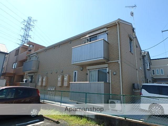 埼玉県北足立郡伊奈町、伊奈中央駅徒歩20分の築5年 2階建の賃貸アパート