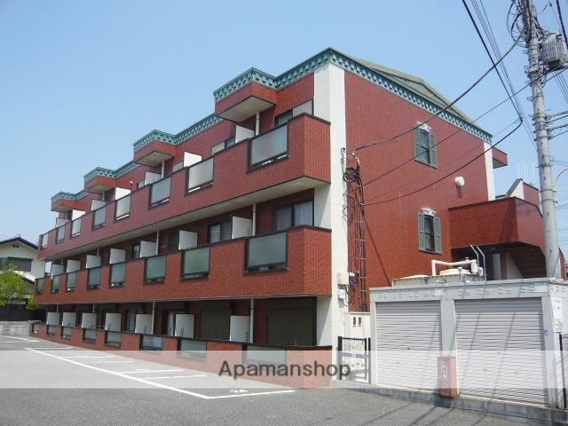 埼玉県上尾市、上尾駅徒歩9分の築16年 3階建の賃貸マンション
