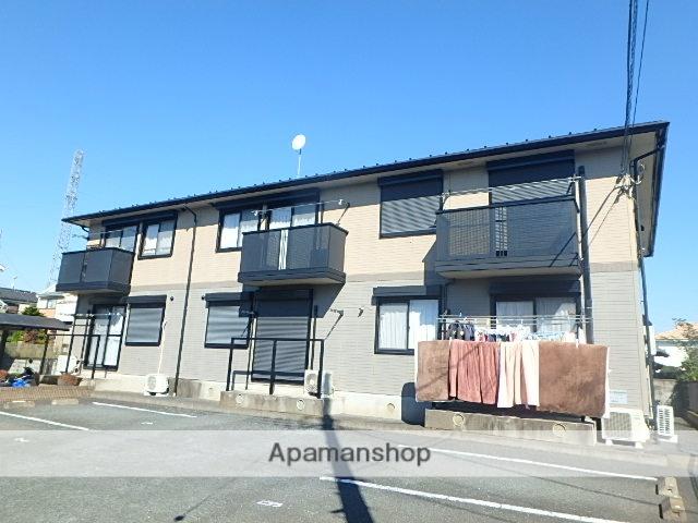 埼玉県北本市、桶川駅徒歩32分の築17年 2階建の賃貸アパート