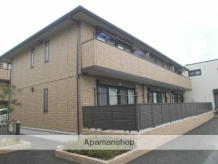 埼玉県さいたま市北区、今羽駅徒歩16分の築4年 3階建の賃貸アパート