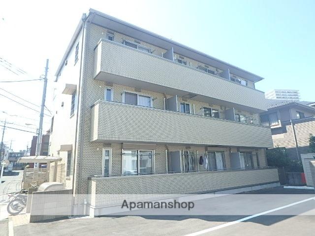 埼玉県上尾市、上尾駅徒歩5分の築5年 3階建の賃貸アパート