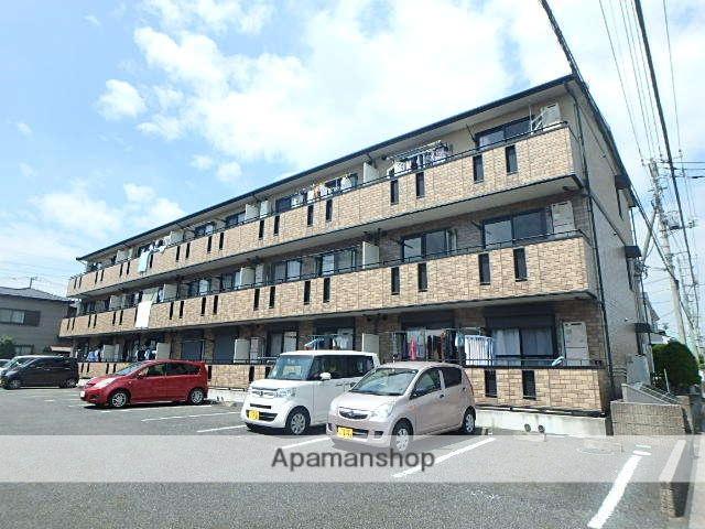 埼玉県北足立郡伊奈町、志久駅徒歩14分の築13年 3階建の賃貸マンション
