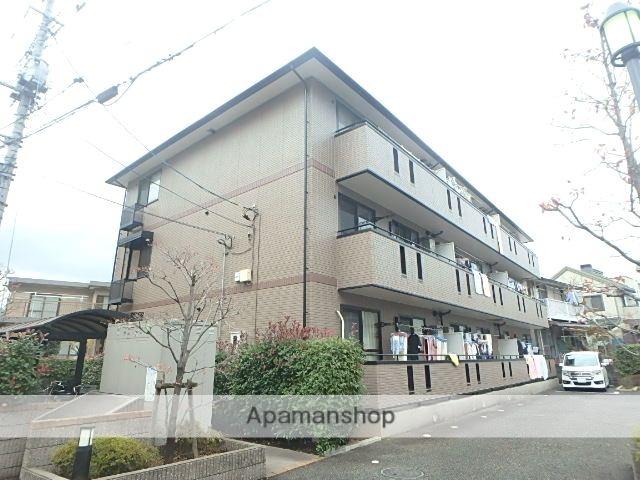 埼玉県さいたま市北区、宮原駅徒歩13分の築15年 3階建の賃貸アパート