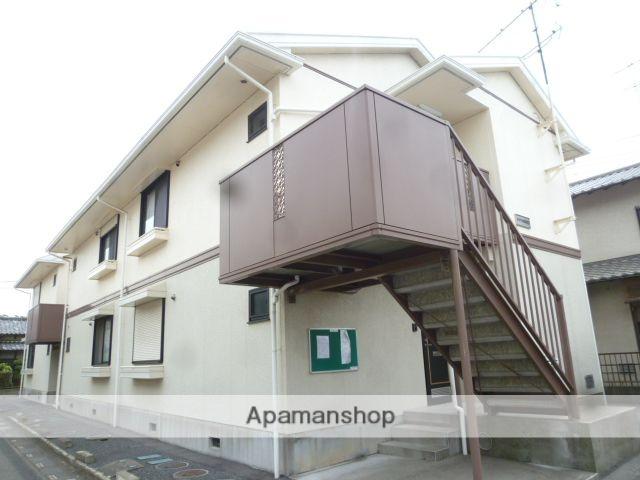 埼玉県北本市、北本駅徒歩4分の築22年 2階建の賃貸アパート