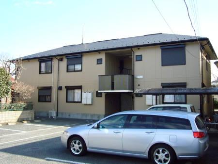埼玉県北本市、北本駅徒歩22分の築17年 2階建の賃貸アパート