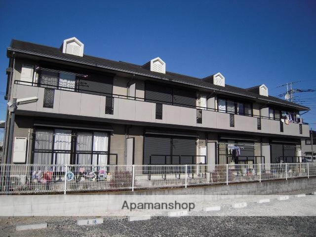 埼玉県北本市、北本駅徒歩25分の築20年 2階建の賃貸アパート