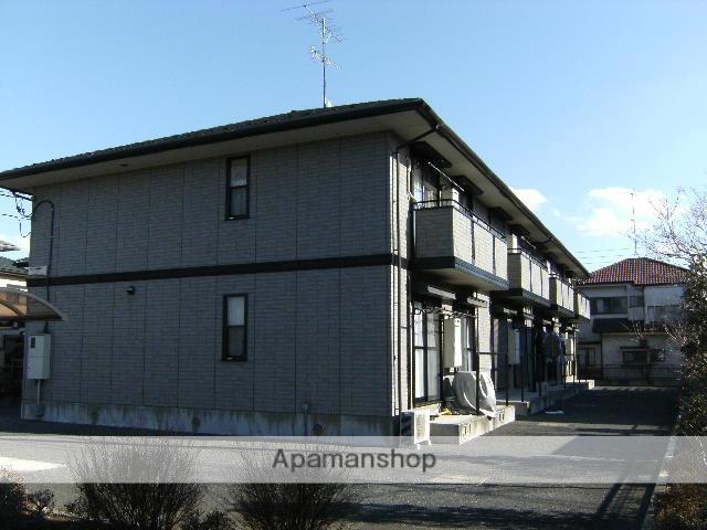 埼玉県北本市、桶川駅徒歩52分の築17年 2階建の賃貸アパート