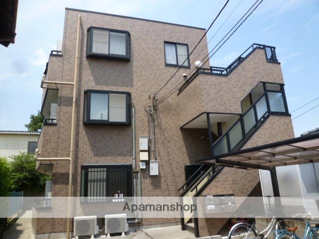 埼玉県上尾市、上尾駅徒歩23分の築14年 3階建の賃貸マンション