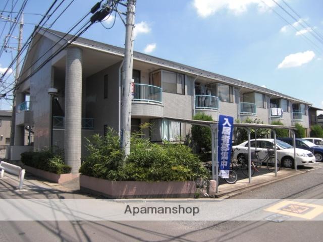 埼玉県上尾市、上尾駅徒歩16分の築30年 2階建の賃貸アパート